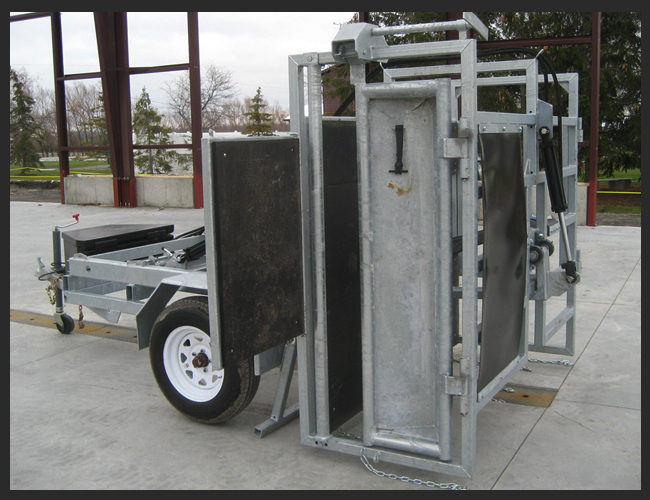 Exceptional Heavy Duty Hoof Trimming Tables